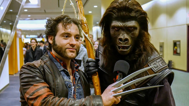 The Brando Show: Episode One // Wolverine Does Comic Con